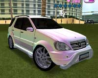Mercedes-Benz ML55Demec